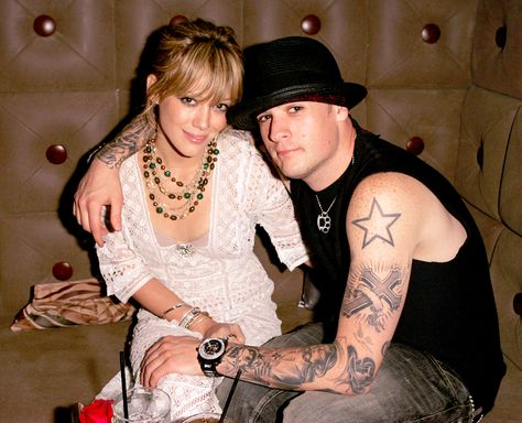 """Hilary Duff opened up in Cosmopolitan about losing her virginity, hinting it was to her ex Joel Madden -- see what she said, plus details on her """"massive friend cleanse"""""""