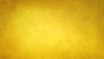 Gold Or Yellow Vintage Background Texture With Old Mottled Grunge Borders And Soft Blended Paint Center Background Vintage Studio Backdrops Textured Background