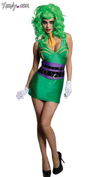sexy joker costume joker halloween costume joker costume and joker halloween - Joker Halloween Costume For Females