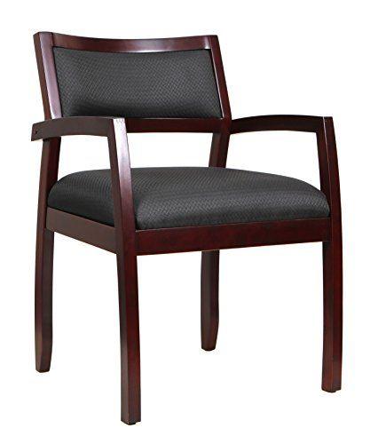 Staples Ellsbury Wood Guest Chair 1608651