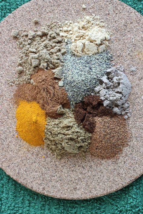 Homemade Garam Masala Seasoning
