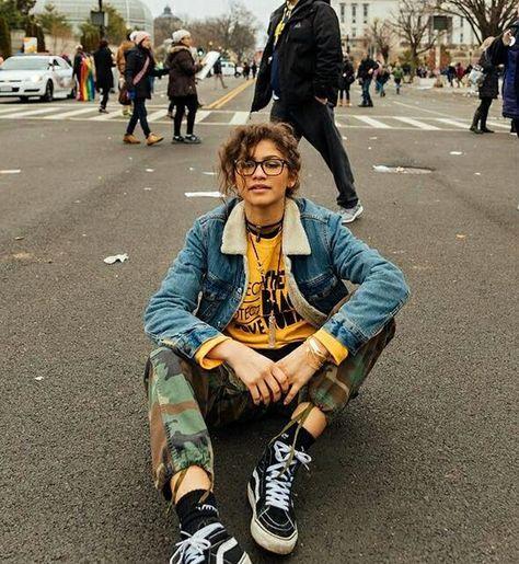 Iconos de estilo Tomboy Fashion 27 Ideas # Teenage # Fashion # newest