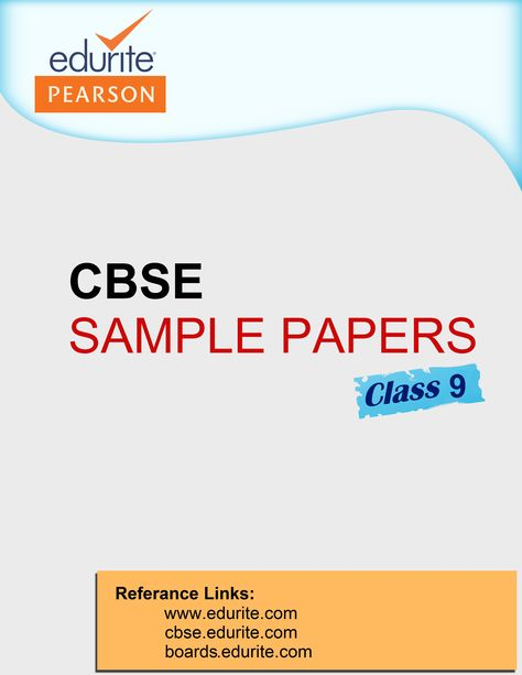 Get New Updated Cbse Sample Papers Of New Semesters Here On