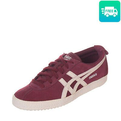 official photos 5621e 9e039 ONITSUKA TIGER Leather Sneakers Size 42 UK 7.5 US 8.5 Two ...
