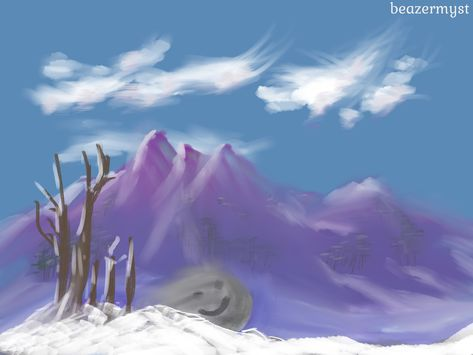 Artwork of the day comes from beazermyst, one of the winners of the