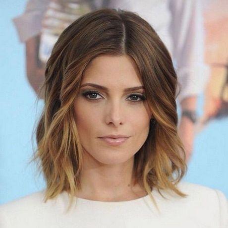 Frauen Frisuren 2018 Luscious Locks Frisuren Schulterlang