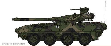 8x8 WARP A2 PREDATOR by Schwarzweiler Anime Military, Military Armor, Army Vehicles, Armored Vehicles, Armoured Personnel Carrier, Armored Fighting Vehicle, Military Helicopter, Military Equipment, Modern Warfare