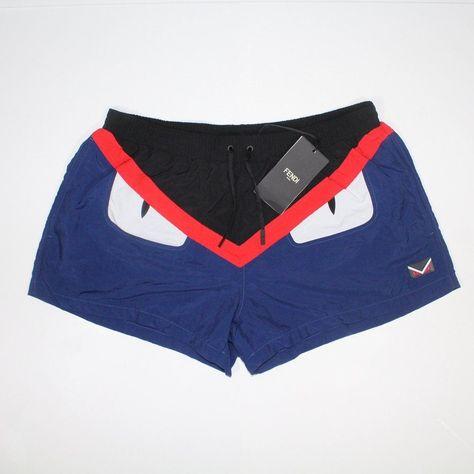 eBay #Sponsored Fendi 'Bug Eyes' Swim Shorts