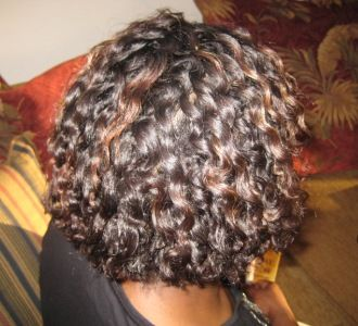 How To Do A Braid Out Black And African American Hair Braid Out