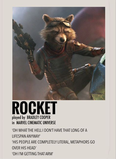 Rocket by Millie