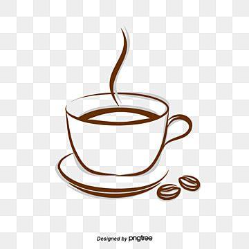 Copo De Cafe Marrom Pintado A Mao Clipart De Caneca De Cafe Copo Clipart Png Imagem Para Download Gratuito Coffee Png Coffee Cup Tattoo Coffee Illustration