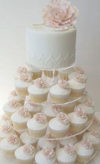 Ideas For Wedding Cakes With Cupcakes Elegant Simple Wedding Cake Wedding Cake Simple Elegant Wedding Cakes With Cupcakes