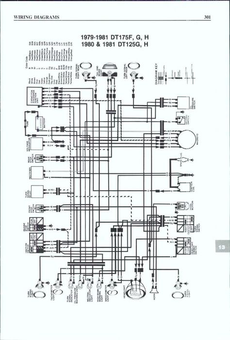 Yamaha Dt125r Wiring Diagram. Suzuki Quadrunner 160 Parts ... on