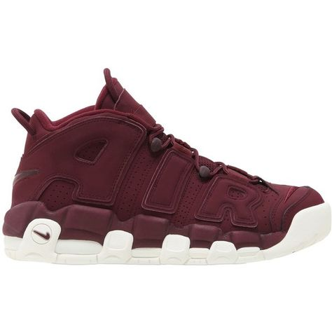 Nike Men Air More Uptempo 96 Qs Sneakers ($235) liked on