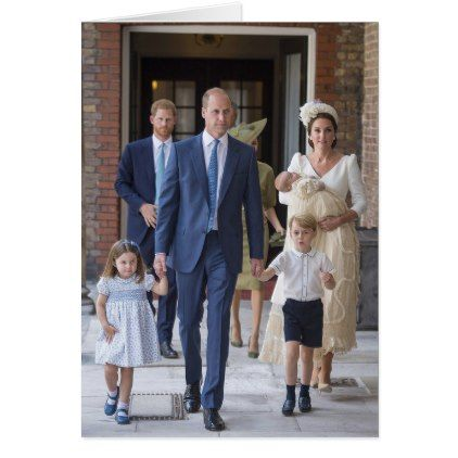 William Kate and kids - #personalize custom #customizable