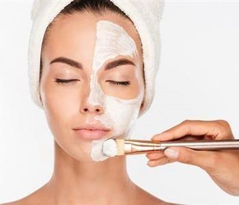 تفتيح البشرة الحساسة بوصفات طبيعية بسيطة Baking Soda Face Organic Skin Care Routine Face Care
