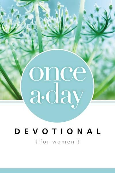 NIV, Once-A-Day: Devotional for Women - eBook / No