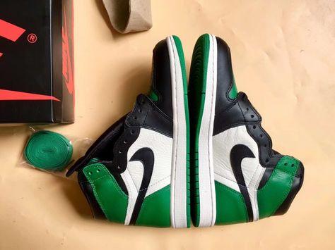 "5f9cb71cb7afa3 Air Jordan 1 ""Pine Green"" Will be Released Next Week!"