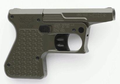 Heizer HD1, .410 pocket shotgun Pocket Shotgun??!!