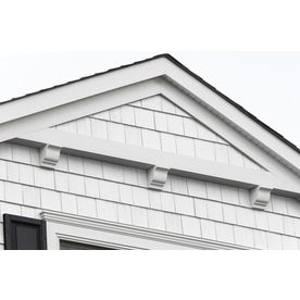 Shop Georgia Pacific Cedar Spectrum Vinyl Siding Panel Perfection Shake White 15 5 In X 54 625 In At Lowes Vinyl Siding Vinyl Siding House Vinyl Siding Panels