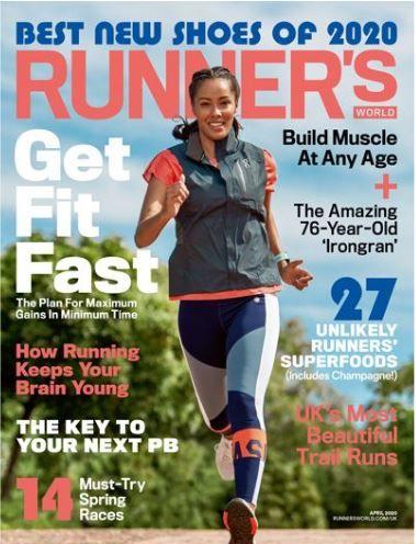 Runners World Best Run Faster