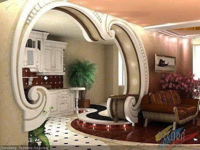 Modern Pop Arch Designs Ideas For Living Room Interior 2019 House Ceiling Design Ceiling Design Living Room Modern