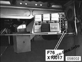 bmw 5 series (e39; 1996 2003) \u003c fuse box location fuse box  bmw e39 5 series how to find fuse box #15