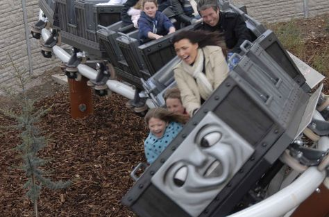 Troublesome Trucks Theme Park Play And Stay Cool Photos