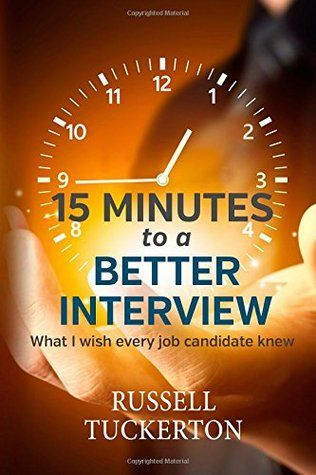 Download Pdf What I Wish Every Job Candidate Knew 15 Minutes To