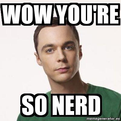 Image result for nerd meme