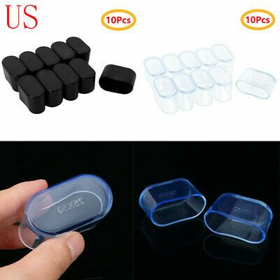 10 Oval Rubber Furniture Foot Table Chair Leg End Caps Cover Tip Floor Protector In 2020 Furniture Feet Chair Legs Flooring