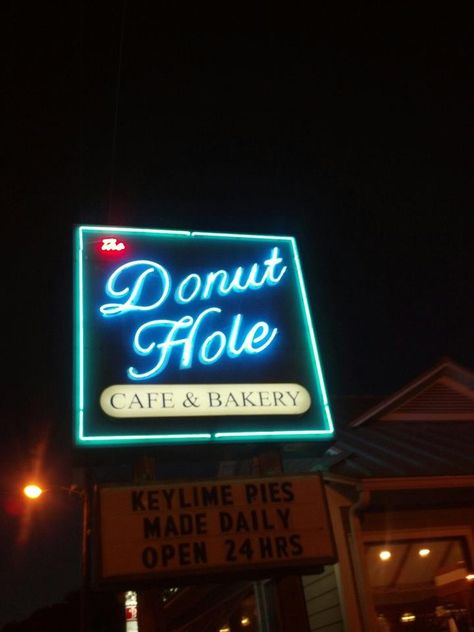 Destin, FL--as the sign says, it's a cafe and a bakery.  Great place for breakfast.