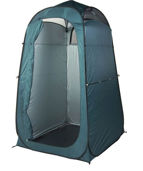 Portable Single Pop Up Shower Tent Change Room Toilet with