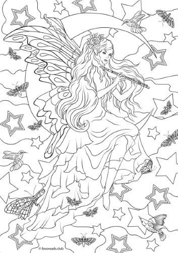 Pin By Charmaine Kramer On Coloring Pages 4 Adults Printable