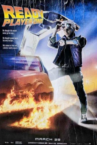 Back to the Future Ready Player One