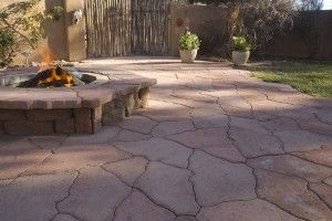 Canyon Stone Pavers At Lowes. Kind Of Looks Like Flagstone. I Like This For  The Patio Extension! | Home Exterior | Pinterest | Flagstone, Extensions  And ...