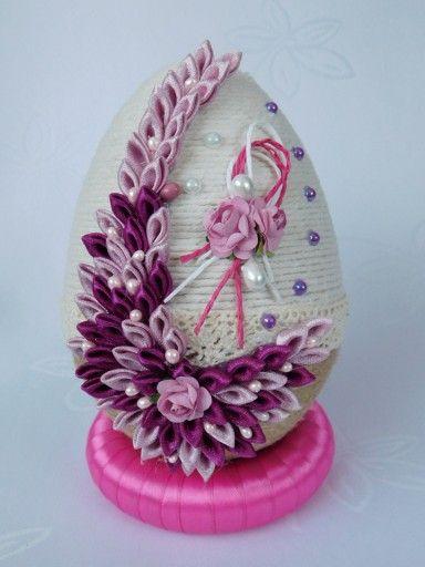Piekne Jajko Pisanka Ozdoby Wielkanocne Rekodzielo 7165947305 Oficjalne Archiwum Allegro Easter Egg Art Easter Crafts Easter Egg Decorating
