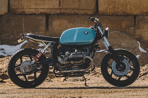 89 Bmw R100 Retro Moto Bmw Motorbikes Bmw Custom Bmw
