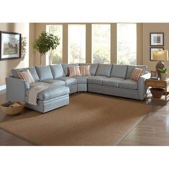 Kellan 98 5 Sectional Cool Couches Luxury Furniture Furniture