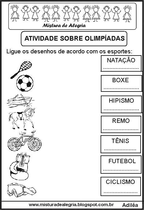Atividade Sobre Olimpiadas Imprimir Colorir Jpg 464 677