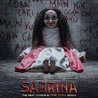 Film Indonesia Sabrina Horror Movie Posters Film Horor Film