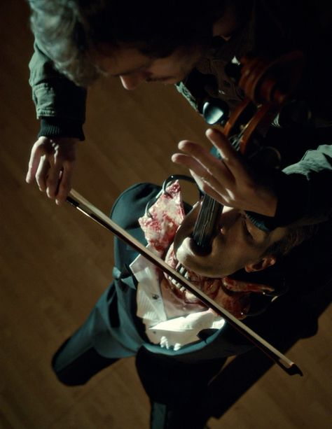 Hannibal will screw with your ideas of intrigue and beauty