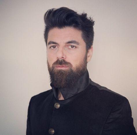 Barbes Beard Pinterest - Mens hairstyle zafer