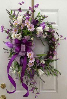 Pinterestru Arreglos Ideas Para Coronas De Flores