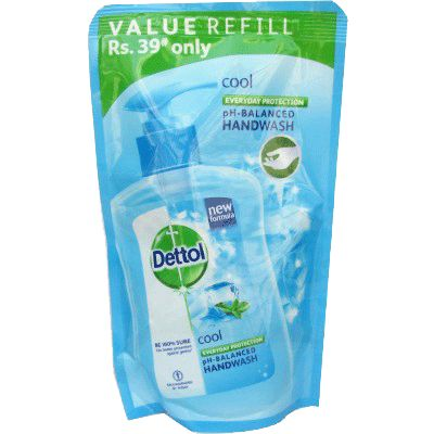Dettol Cool Hand Wash Refill Buy Online At Best Price In India