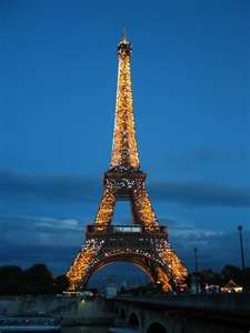 One of the places i would like to visit is PARIS.