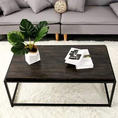 Marvin Williston Forge Coffee Table Williston Forge With Images