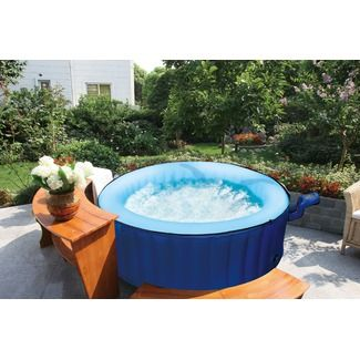 I think everyone should donate money toward getting me this for my new apartment.  People who donate will be invited over for hot tub parties.