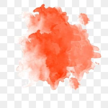 Red Ink Splash Effect Red Ink Smudge Imprint Splash Png