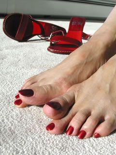 Foot fetish galarie